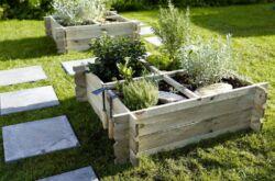 Как создать «умный огород» не требующий перекопок