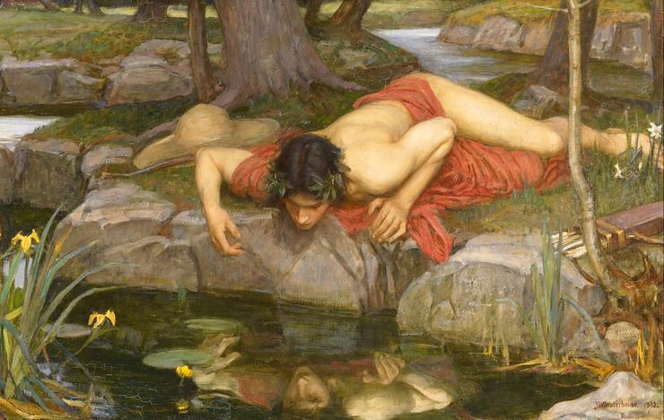 Мифы и легенды о нарциссе