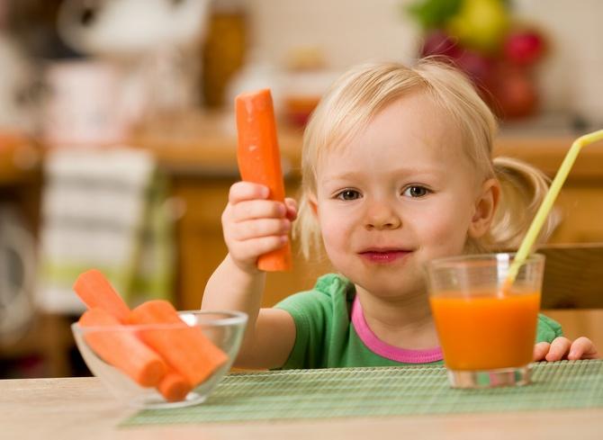 Самые сладкие сорта моркови для детей
