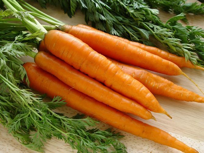 Лучшие сорта моркови, чтобы дети много ели и были довольны